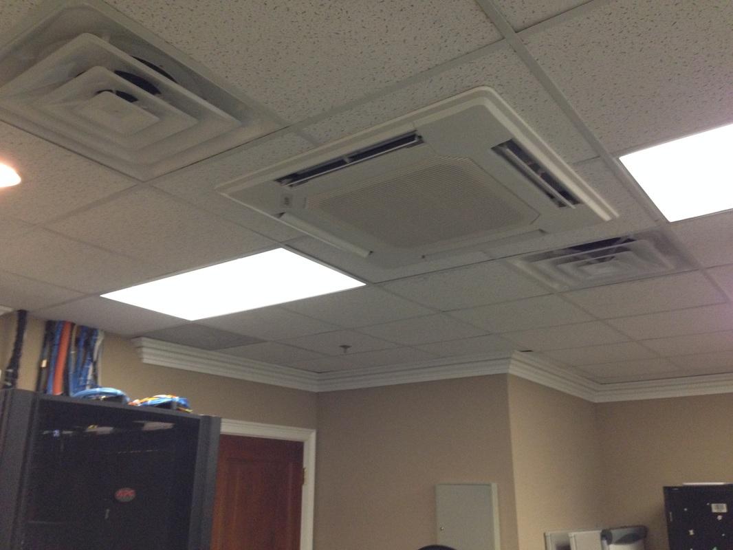 Ceiling Fan Coil Unit Ideas